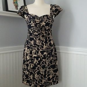 Marc by Marc Jacobs Normandy Cotton Dress S sz 4
